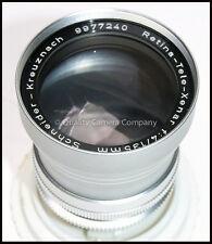Kodak/Schneider Retina 135mm f/4 Tele-Xenar SUPER CLEAN