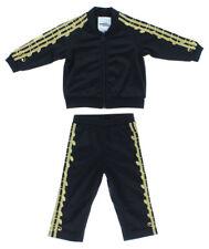 Adidas Baby Boys Jeremy Scott Music Note Track Suit Black