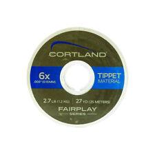 Cortland Fairplay Tippet