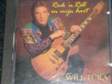 WILL TURA - MET ROCK 'N ROLL IN MIJN HART (1991)