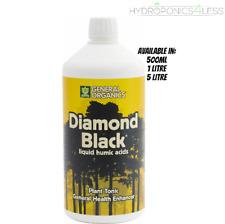 General Organics Diamond Black Pure Lingo-Humates Plant Nutrient Hydroponics