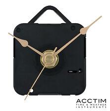 Acctim Clock Movement Kit Choice of 3 stem lengths model No.79403, 79413, 79423,