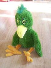 Dr. Seuss Oh Say Can You Say Green Bird Plush Kohl's Cares for Kids Animal EUC