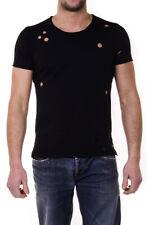 Camiseta La'M C Couture camiseta Sudadera -50% Hombre En Negro IMC57