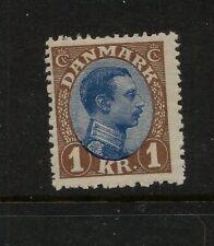 Denmark 128 Mint Nh catalog $90.00 Kel1202-11