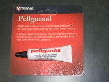 Fresh New PELLGUNOIL 0241 for CO2 Air Guns - Crosman Recommended Lubricant Oil