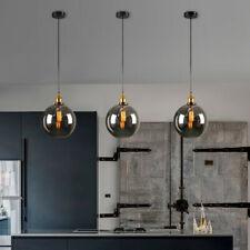Glass Pendant Light Bar Lamp Kitchen LED Chandelier Lighting Room Ceiling Lights