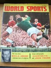 Mar-61 World Sport Magazine: Manchester United v Wolverhampton Wanderers - Match