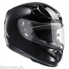 HJC RPHA 11 Matt Black Motorcycle/Motorbike Full Face Helmet  ZE
