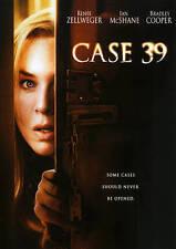 """Case 39 (DVD, 2011) Renee Zallweger  WIDESCREEN """"NOT"""" FULLSCREEN)"""