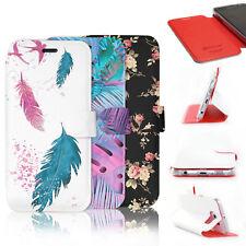 Mobiwear Hülle Alcatel 3X 2019 | Book Style Handy Motiv Tasche Case Cover