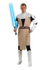 Star Wars Clone Wars Deluxe Obi-Wan Kenobi Adult Men Costume