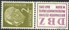 BRD S13 gestempelt 1955 Heuss EUR 10