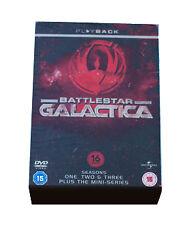 Battlestar Galactica - Series 1-3 & Mini Series DVD  Box Set