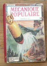 Mecanique populaire,Album N° 1,reliure 1946