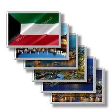 KW - Kuwait - frigo calamite frigorifero souvenir magneti