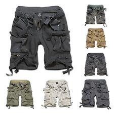 Brandit Savage Vintage Shorts Cargo S - 7xl Bermuda Army Gladiatore pantaloni corti