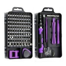 115 in 1 Magnetic Precision Screwdriver Set Bit Handle PC Phone Repair Tools
