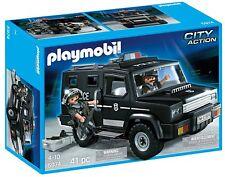 PLAYMOBIL 5974 Polizei SEK Truck Spezialeinsatz-Truck