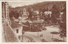 A View of Bardiov, Slovakia 1931