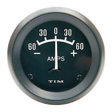 TIM ELETTRICO AMPEROMETRO misuratore 52mm-Race / Rally / Motorsport