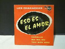 LES CHAKACHAS Eso es el amor 75117
