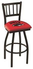 "UNLV Rebels HBS Red ""Jail"" Back High Top Swivel Bar Stool Seat Chair"