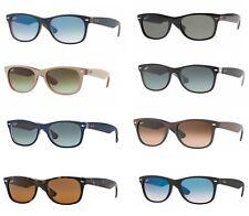 lunettes de soleil Ray Ban RB 2132 neuf wayfarer classique verre polarisé