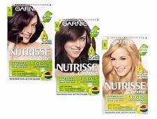 Garnier Nutrisse Creme Permanent Hair Colour ~ Choose Your Shades