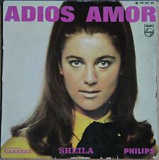 """SHEILA  """"ADIOS AMOR"""""""