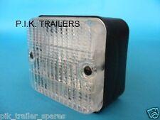 AJBA Reverse / Reversing Lamp Light 12v Flush Surface Mounted FR30 Erde Trailers