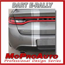 2013-2016 Dodge Dart SXT SE GT DARTING E- RALLY Decals Vinyl 3M Stripes PD2166