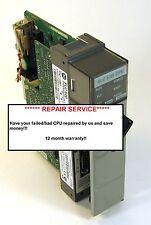 Allen Bradley **REPAIR SERVICE** 1747-L553  EtherNet Processor SLC 5/05 1747L553