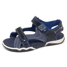 E6324 sandalo bimbo blu TIMBERLAND PARK HOPPER scarpe shoe baby kid boy