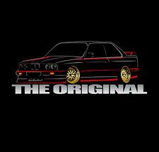 E30 M3 T-Shirt drift bmw 316 318 320 323 325 t shirt + langarm + Hoodie