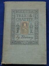 Rare Trix and Chatter Magic Tricks Bios Dornfeld 1921