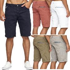 Mens Cargo Capri Shorts avventura 2015 di estate Jeans Bermuda corto