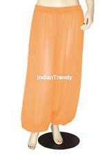 Coral - Harem Yoga Pant Belly Dance Club Tribal Costume Pantalons Trouser Genie