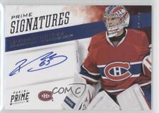 2012 Panini Prime Signatures Autographed 57 Robert Mayer Montreal Canadiens Auto