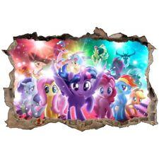 Stickers 3D My little pony réf 52467 52467