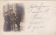 * GENOVA - Righi - Architetto Tamagnini - Fotocartolina privata 1908