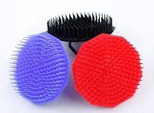 1 Piece Hair Shampoo Scalp/Body Massage Brush Comb Massage/Brush with a Handle