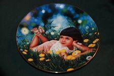 Hamilton Collection/Higgins Bond Lt Ed Plate: Lindsay