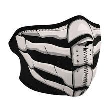 Quantity Discounted Half Mask, Neoprene, Glow In The Dark, Bone Breath Balboa WN
