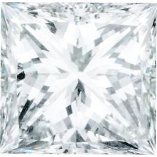 Natural Fine Diamond Melee - Square Princess - SI3-I1 - I-J - Precision Cut - Af