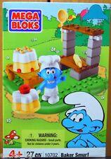 Mega bloks Smurfs 10702 Baker Smurf