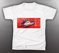 VINTAGE YAMAHA 1975 GPX-433G TEE-SHIRT LIKE NOS