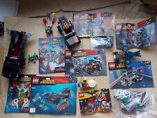 Nuevo Lego Marvel Super Heroes vehículos Etc + original Ins. ** Sin Minifiguras ** Pick