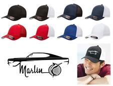 1967 AMC Marlin Classic Car Color Outline Design Hat Cap