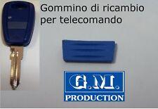 Gommino ricambio tasto per chiave Fiat Punto 500 Doblo Stilo Marea - solo gomma